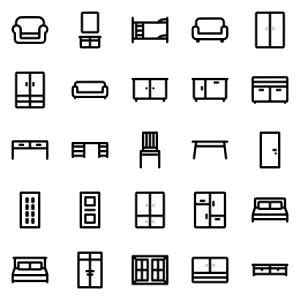 Mini Home Furniture