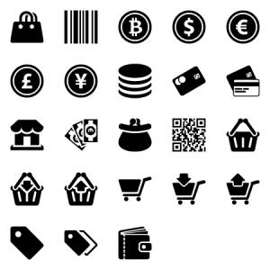 Proglyphs Shopping And Finance