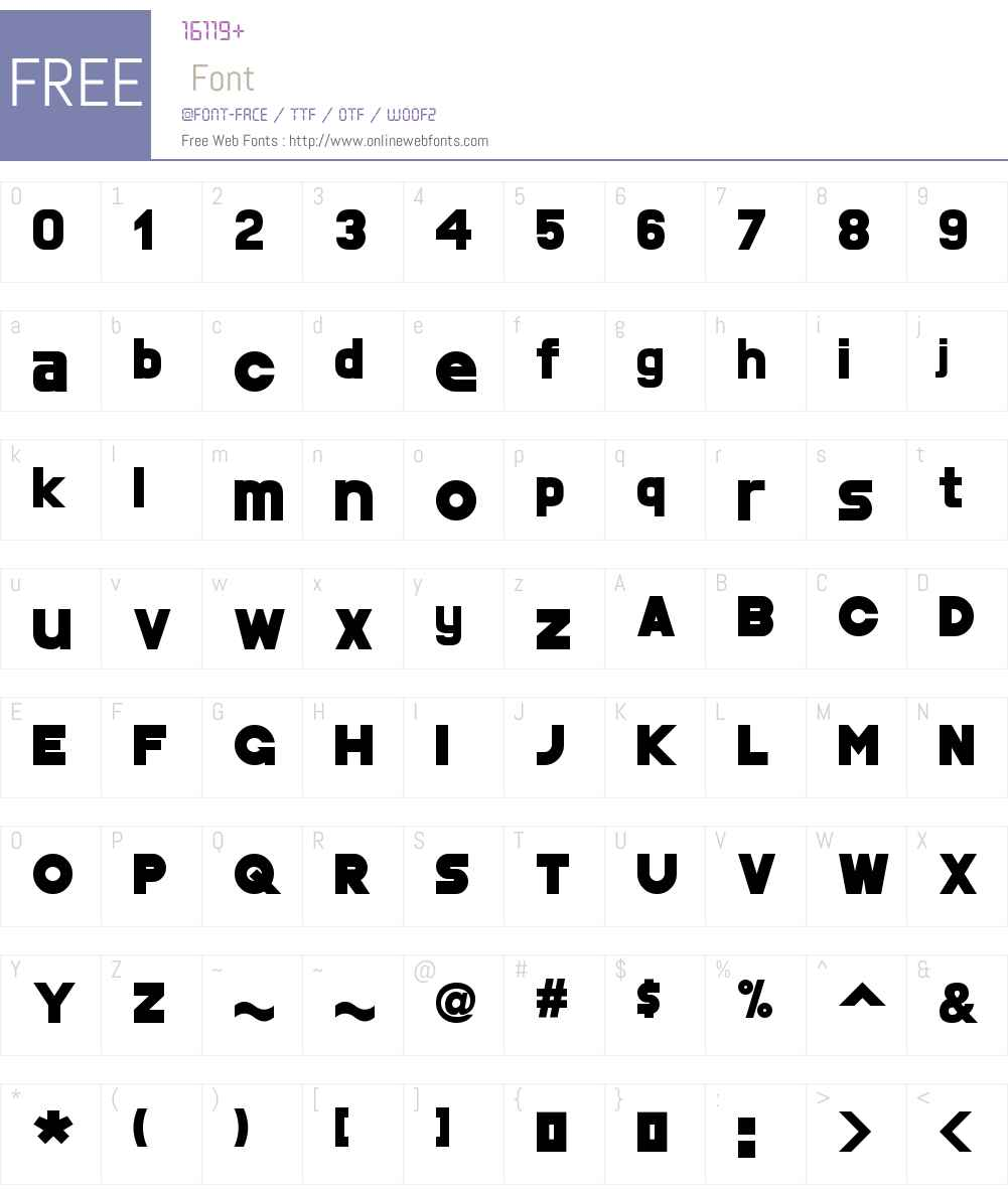 Mondo Cane Font Screenshots