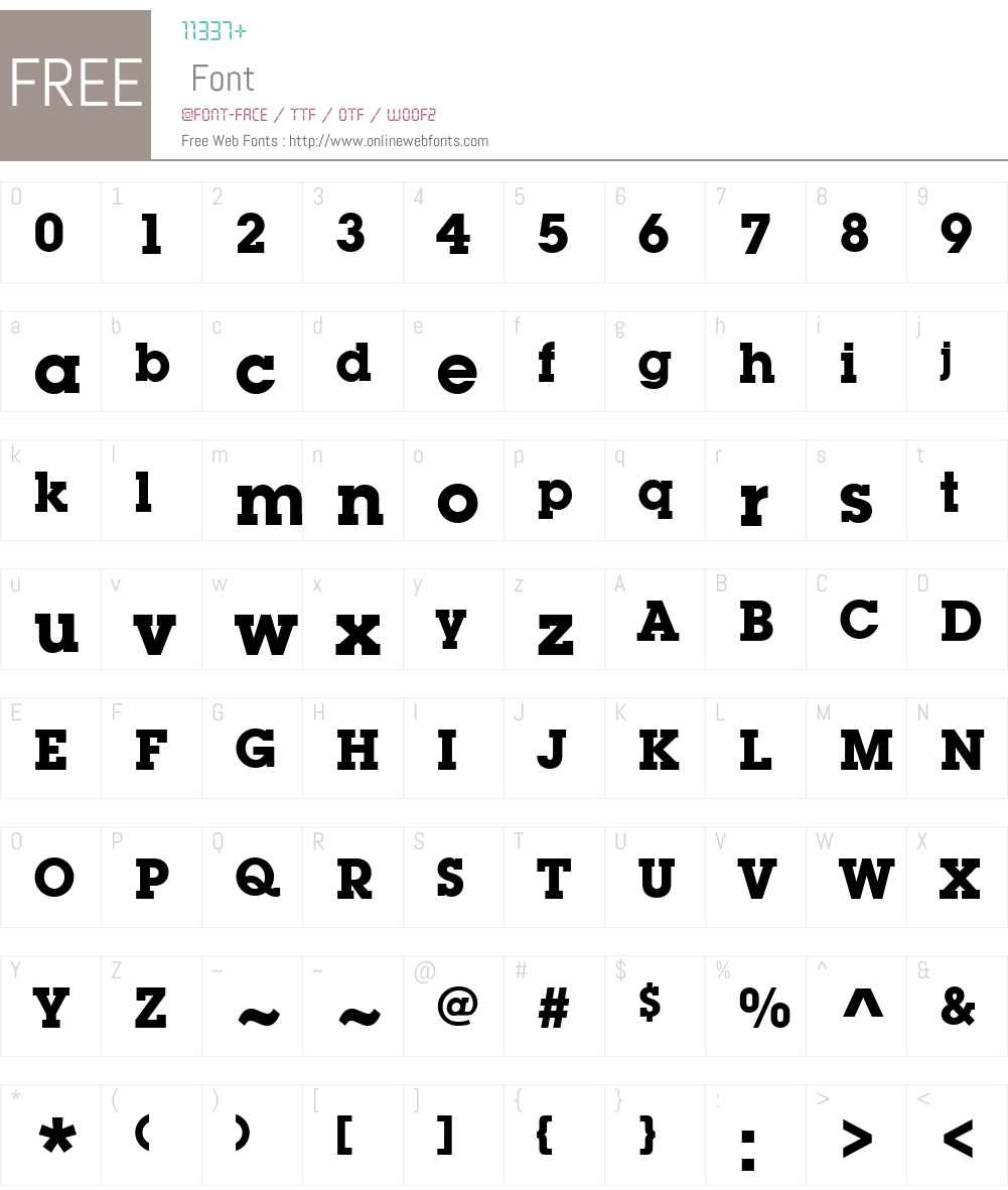 ITCLubalinGraphW01-Bold Font Screenshots