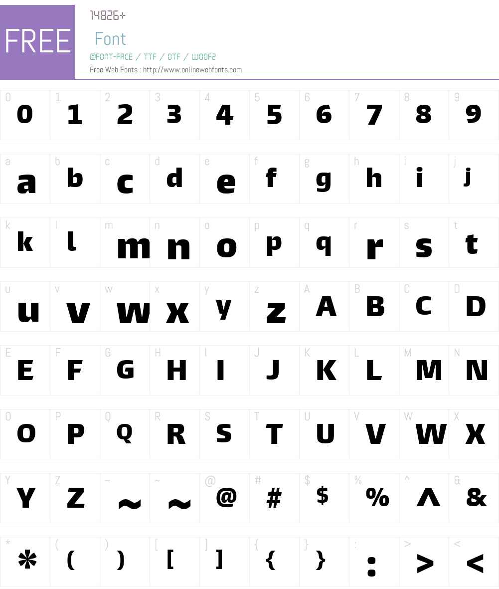 BurlingameW01-Black Font Screenshots