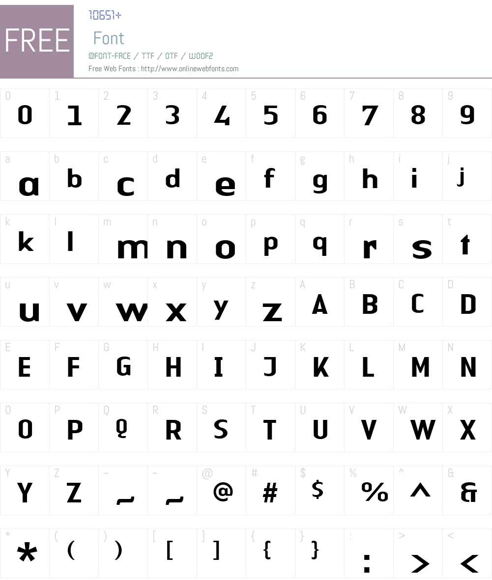 LTAuthenticSansW01-Md Font Screenshots