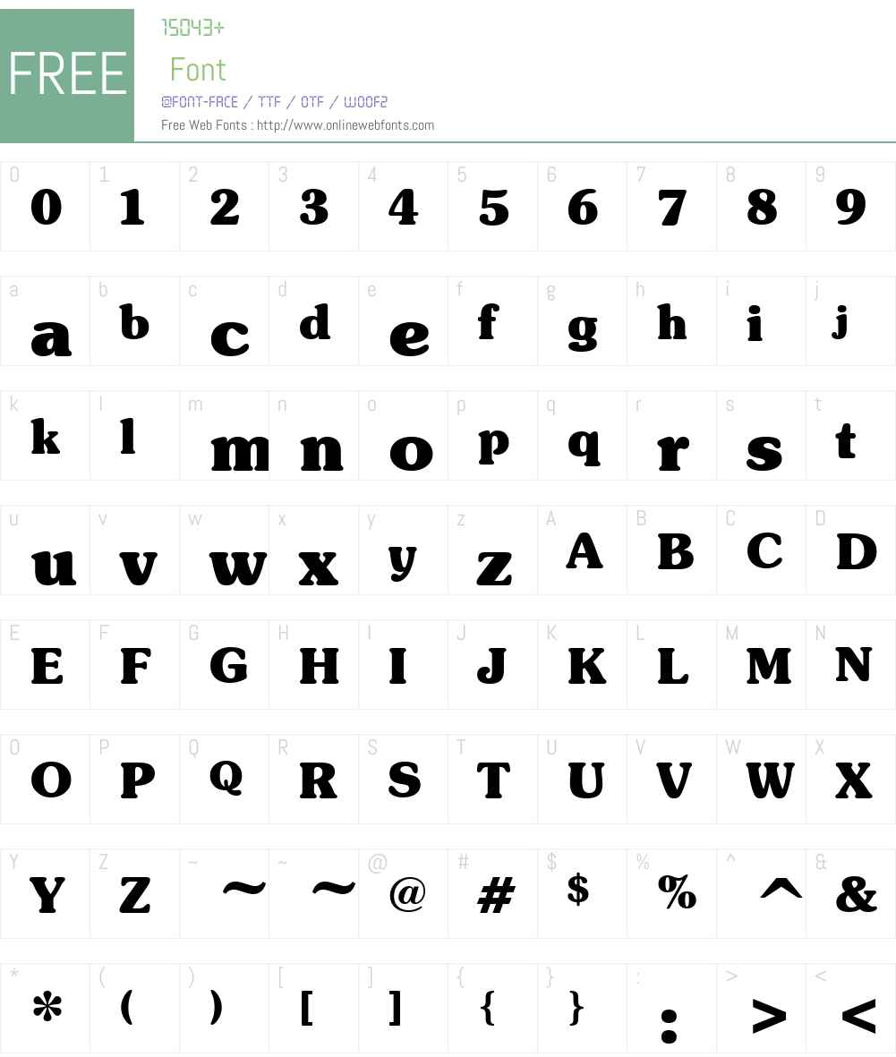 SouvenirGreek Bd BT Font Screenshots