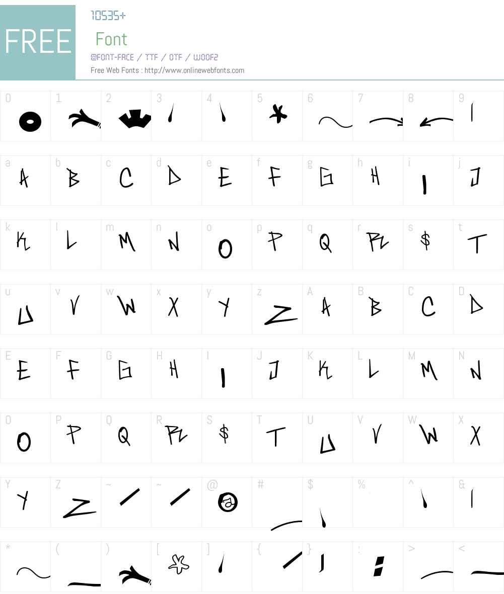 saint Font Screenshots