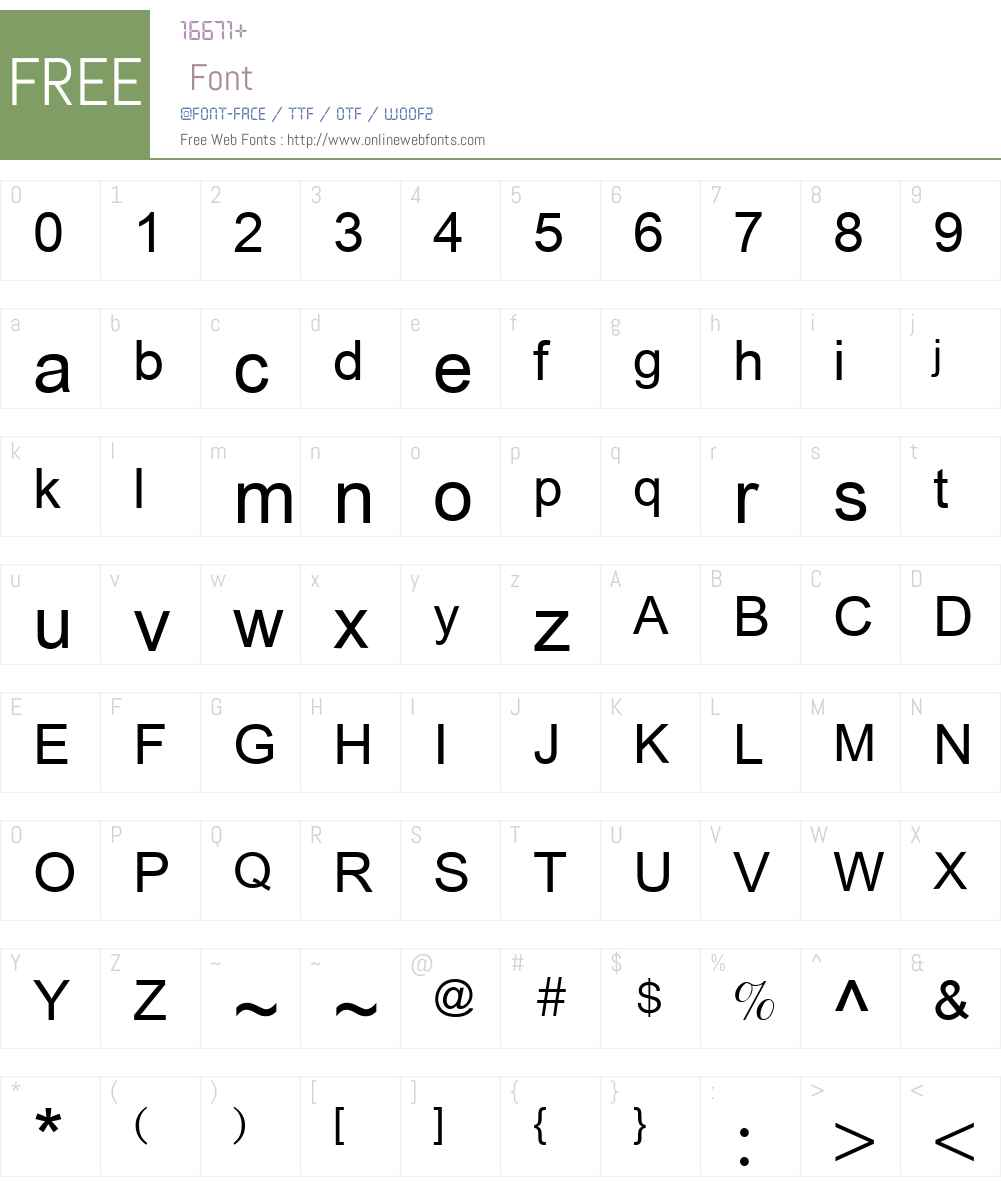Anlongvill Khek 1 Fixed Font Screenshots