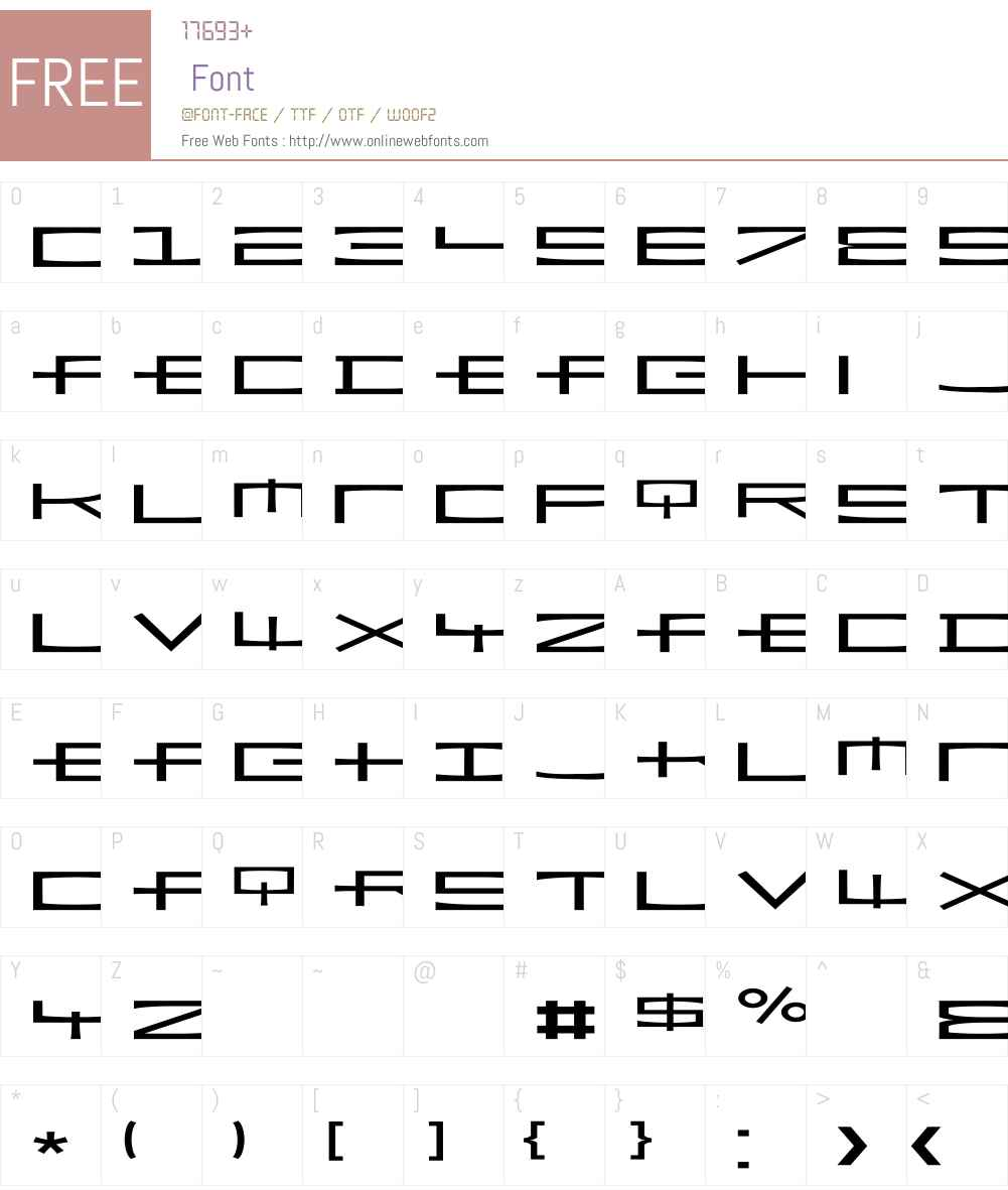 Ramiz Font Screenshots