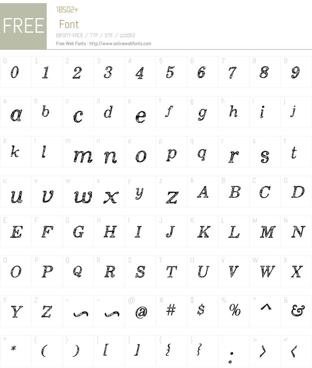 AppareoW01-ExtraLightIt Font Screenshots