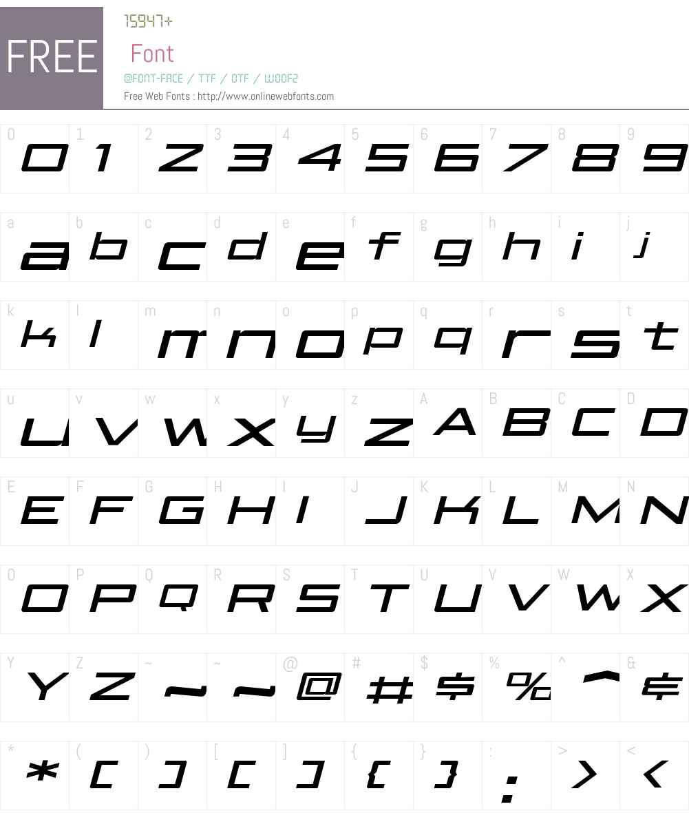 CCElephantmenGreatestW-It Font Screenshots