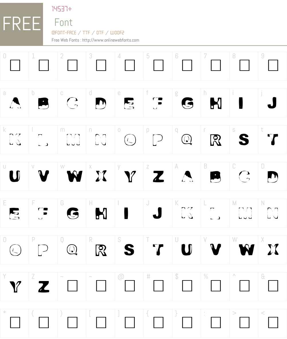 Desi Font Screenshots