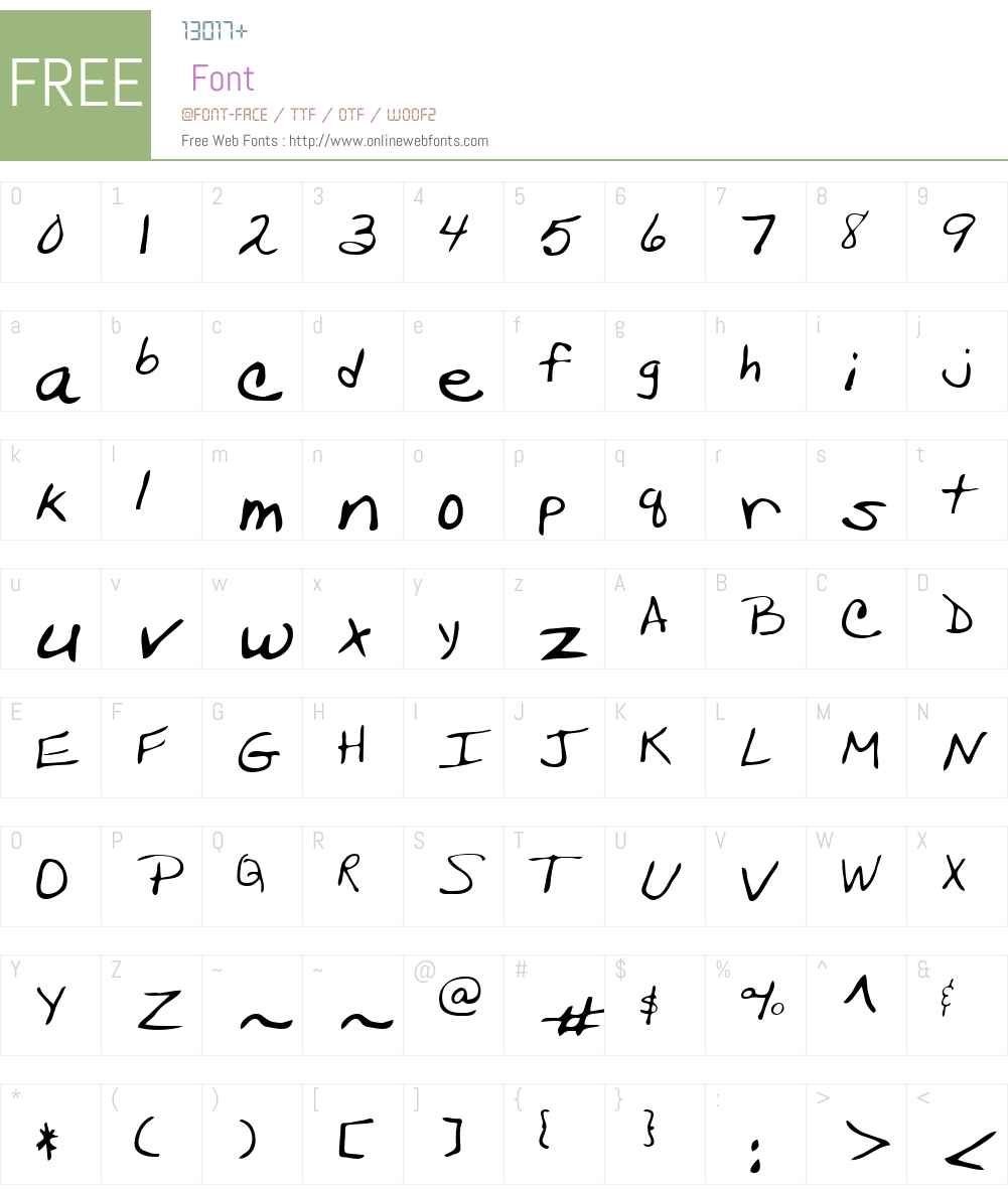 Susanne Font Screenshots