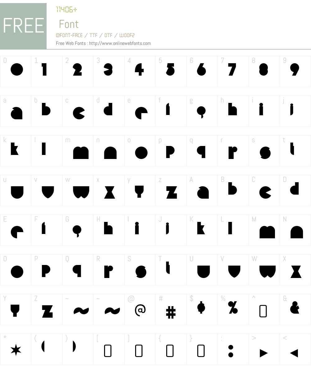 Misirlou Font Screenshots