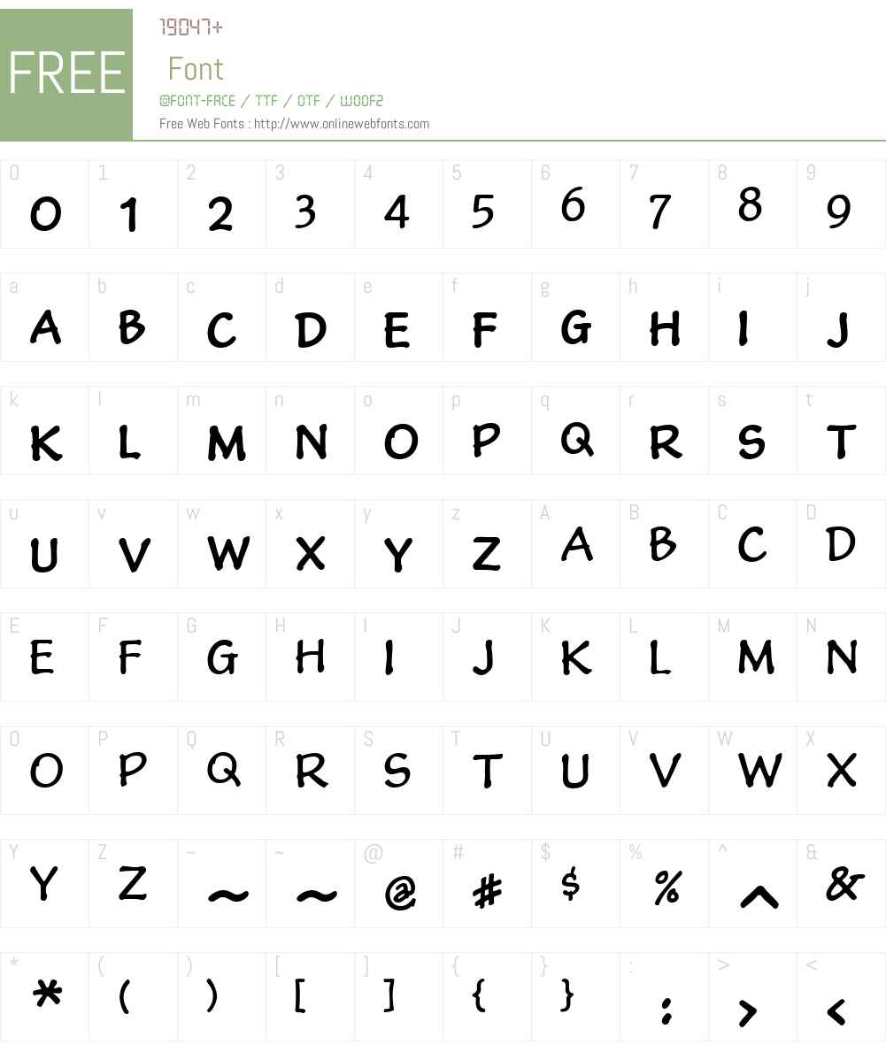 P22KazW01SC-RegularSC Font Screenshots