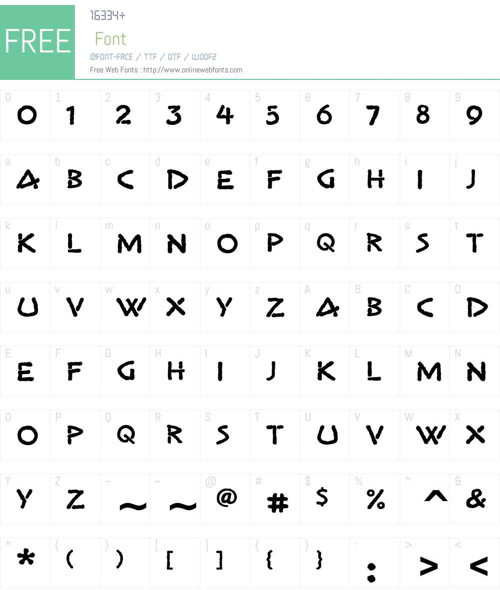 Gema ITC Std Font Screenshots