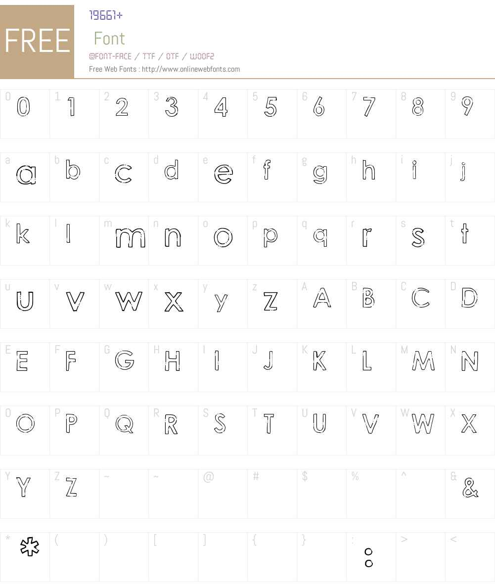 DJB Hand Penned Font Font Screenshots