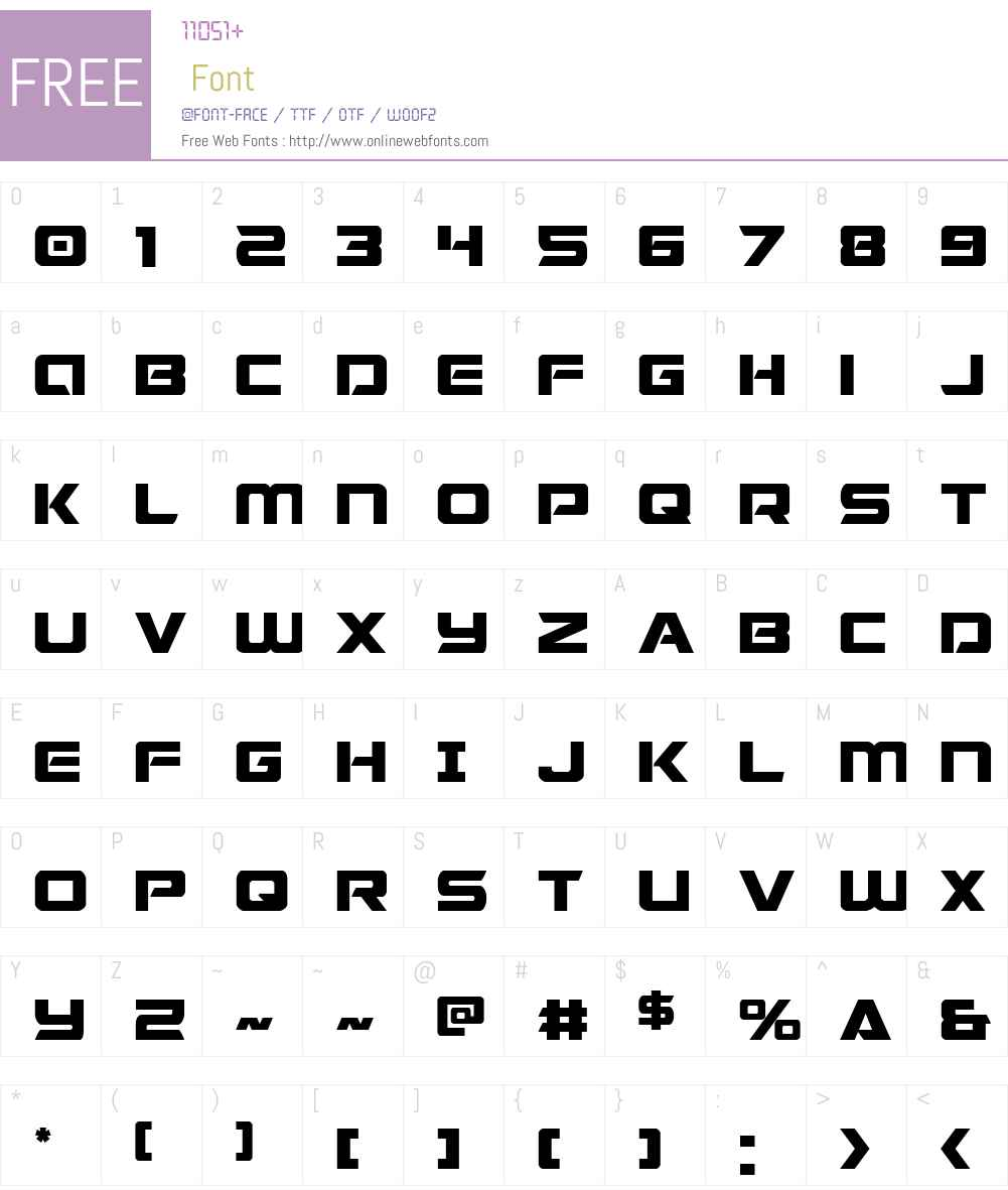 Starduster Font Screenshots