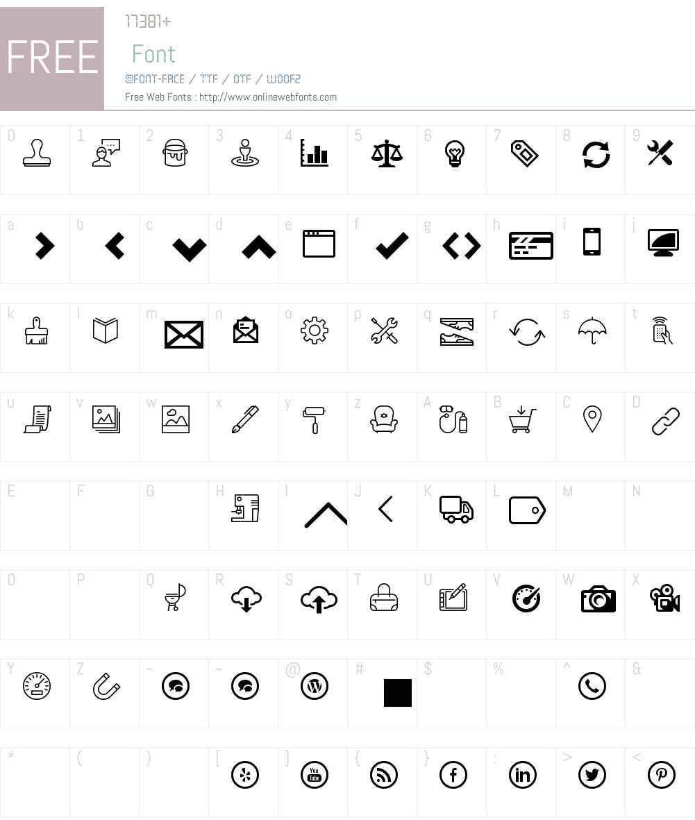 untitled-font-1 Font Screenshots