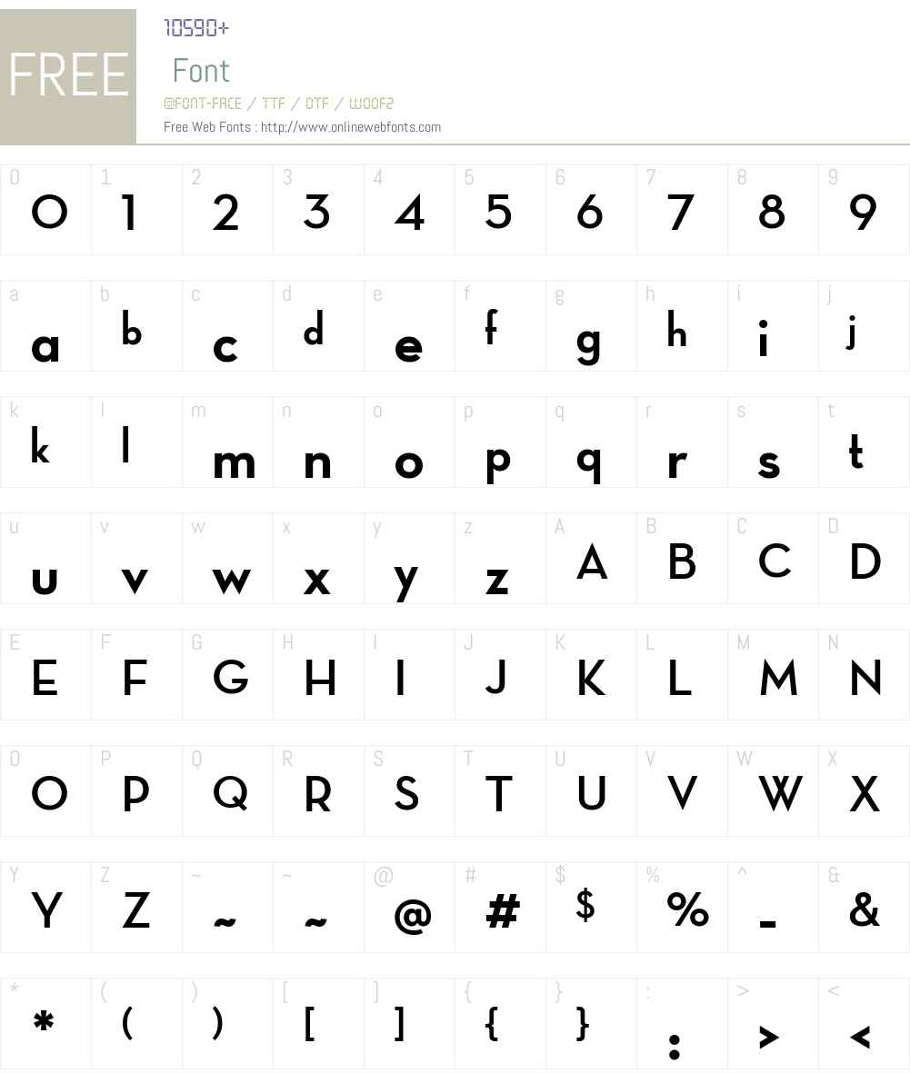 Neutra Display TT Bold Alt Font Screenshots