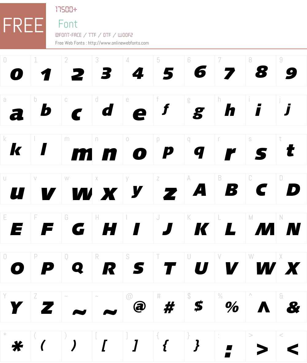 LinotypeSyntaxOsF Font Screenshots
