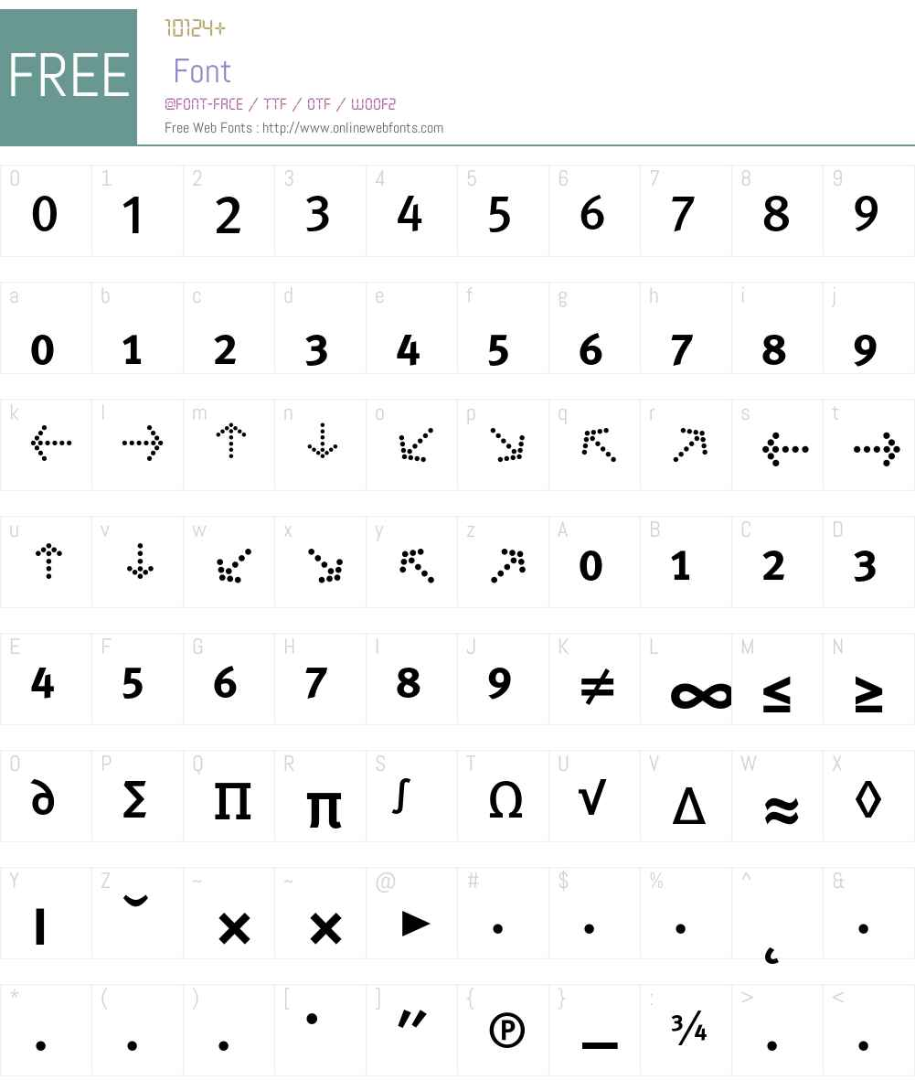 MetaMediumCyr-CapsExpert Font Screenshots