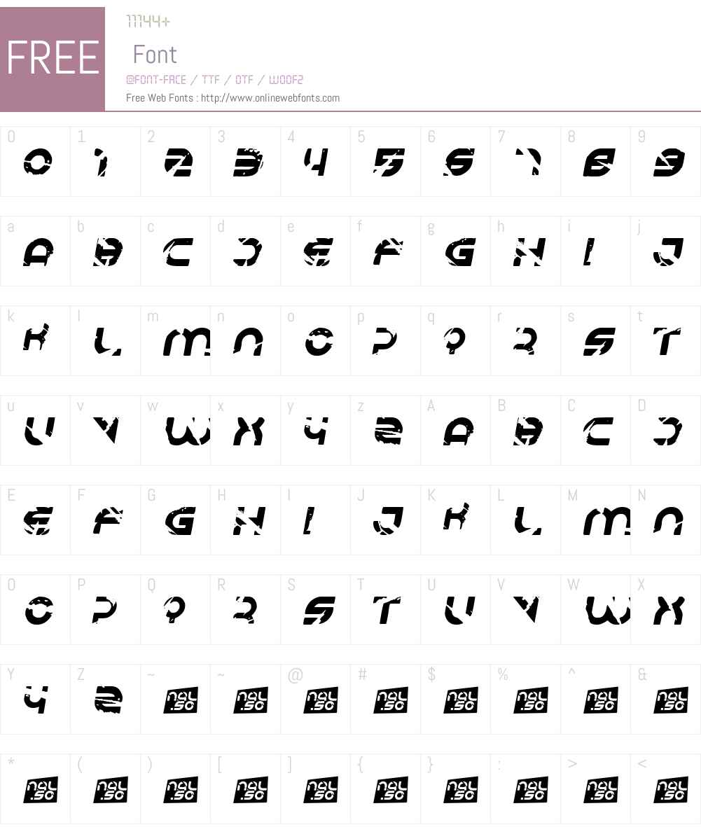 Respire Font Screenshots