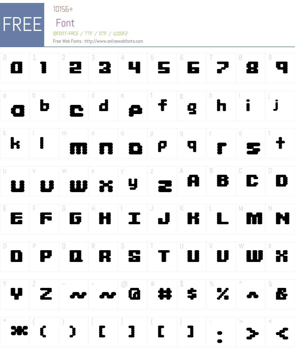Libritabs Font Screenshots