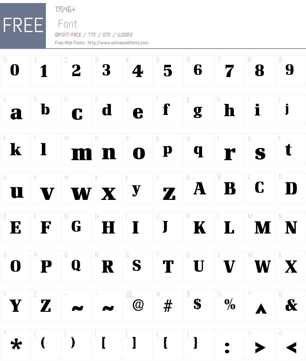 FrenchcarDemiBold Font Screenshots
