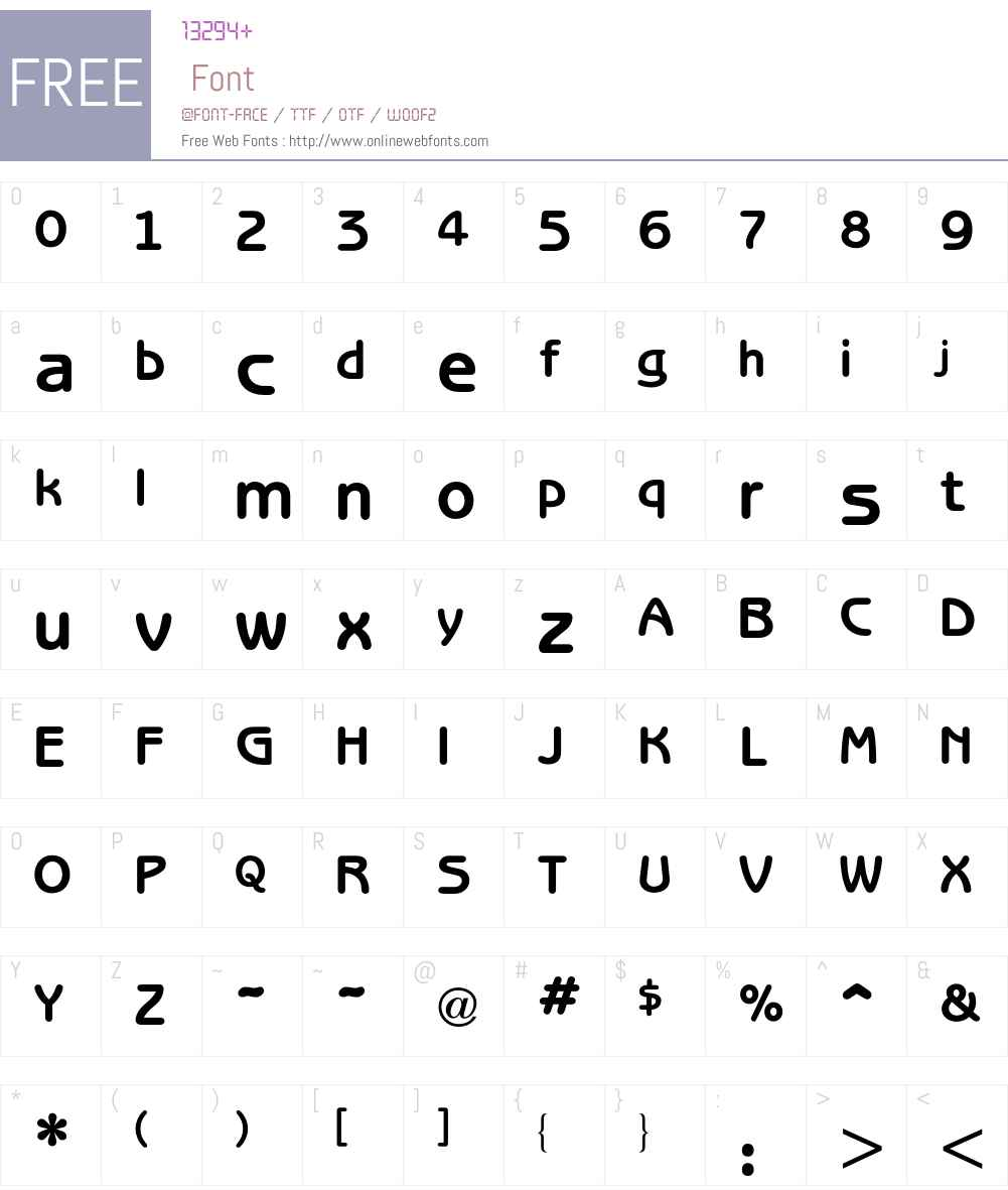 Benguiat Font Screenshots