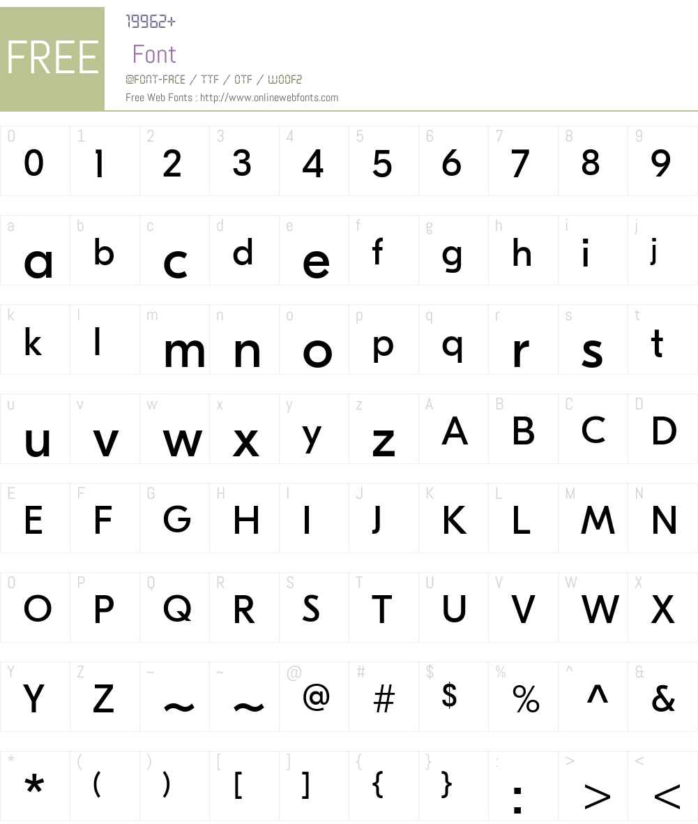 GT Eesti Pro Display Font Screenshots