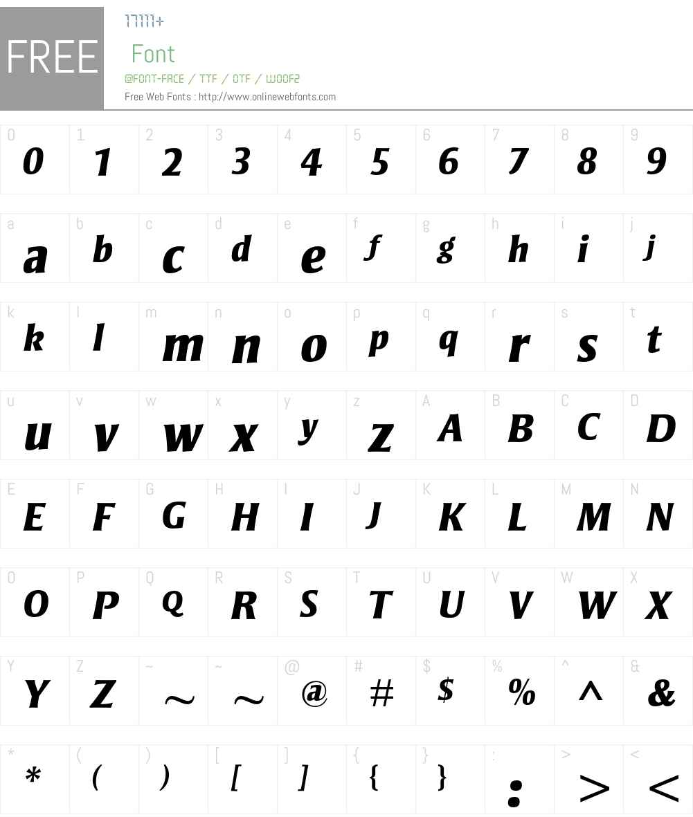 Strayhorn MT Std Font Screenshots