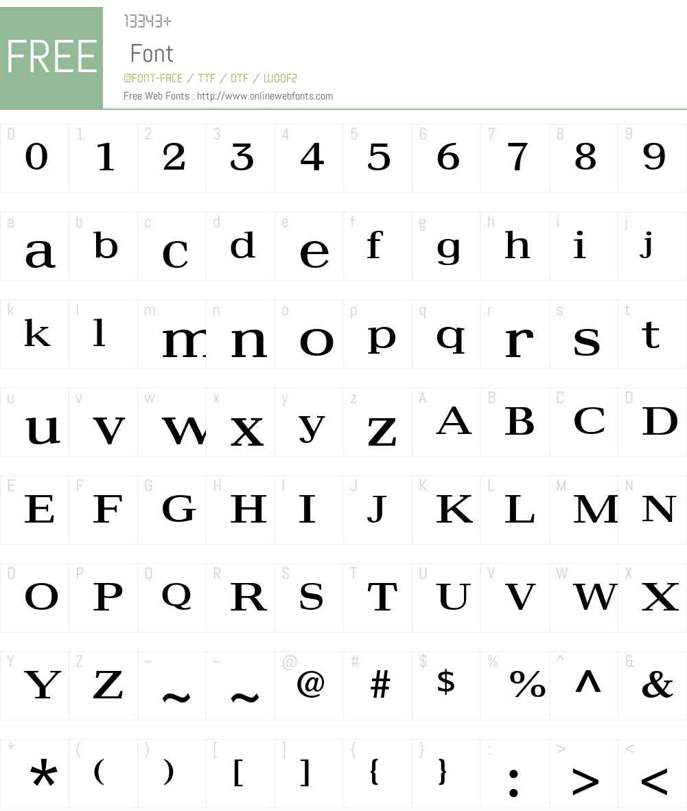 Maximus LT Std Font Screenshots