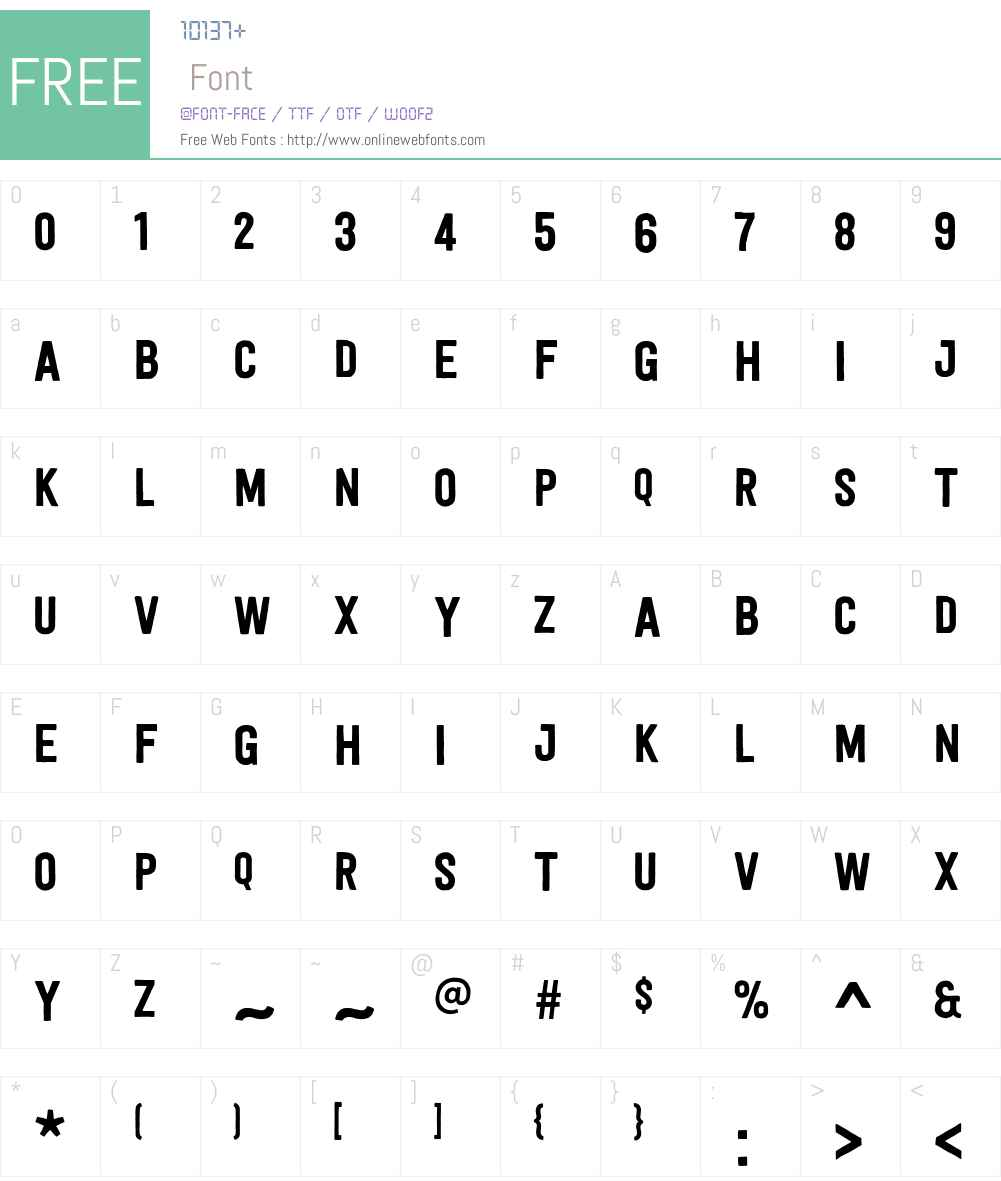 Festivo Letters No1 Font Screenshots