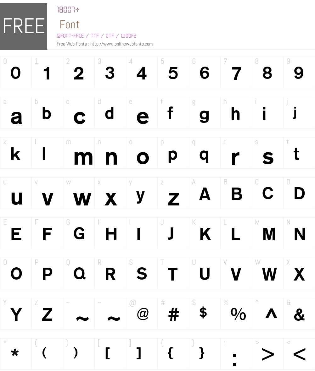 AG Old Face Font Screenshots