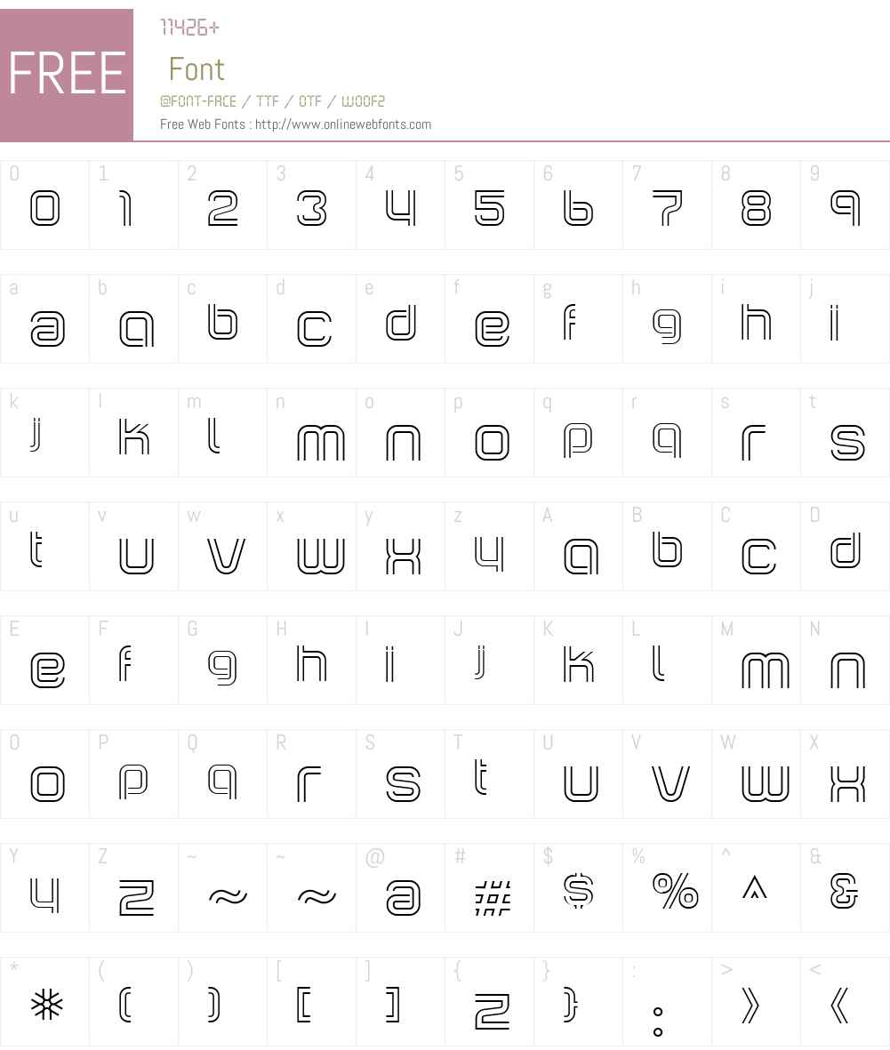 Incopins Clusters Bi Font Screenshots