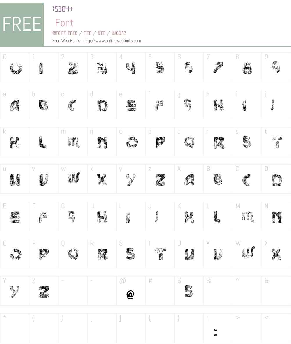 vtks message Font Screenshots