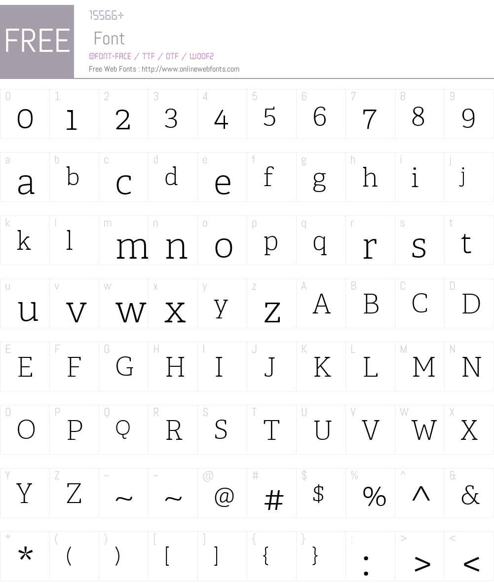 AdelleCYRW10-Thin Font Screenshots