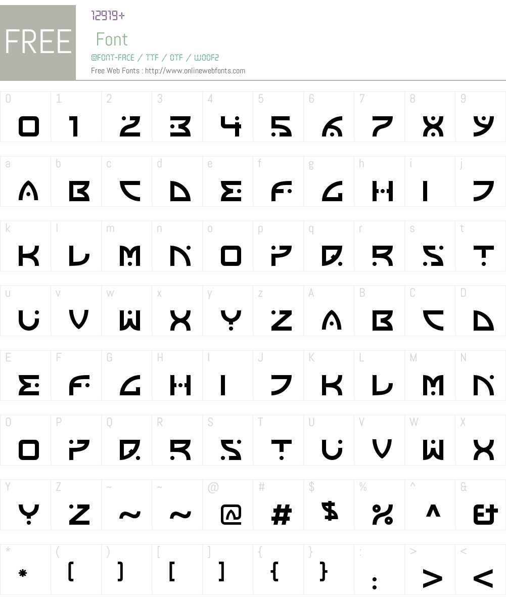 Linotype Franosch Font Screenshots