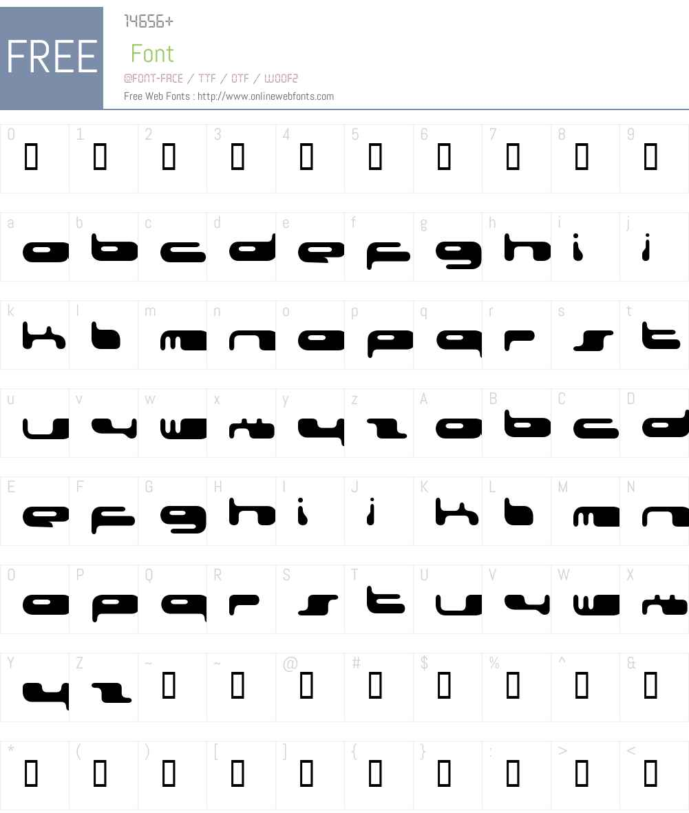 08 02 03 Font Screenshots