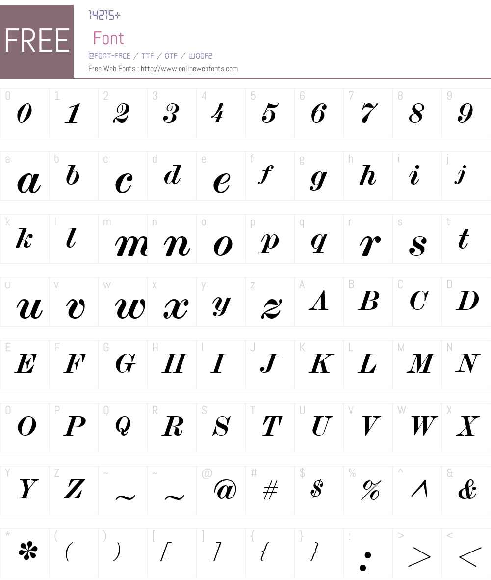 Scotch Micro Font Screenshots