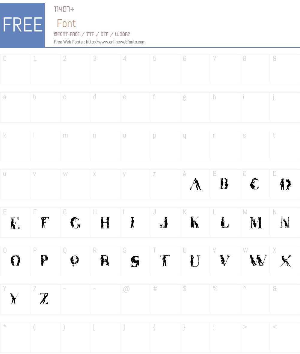 Cg Font Screenshots