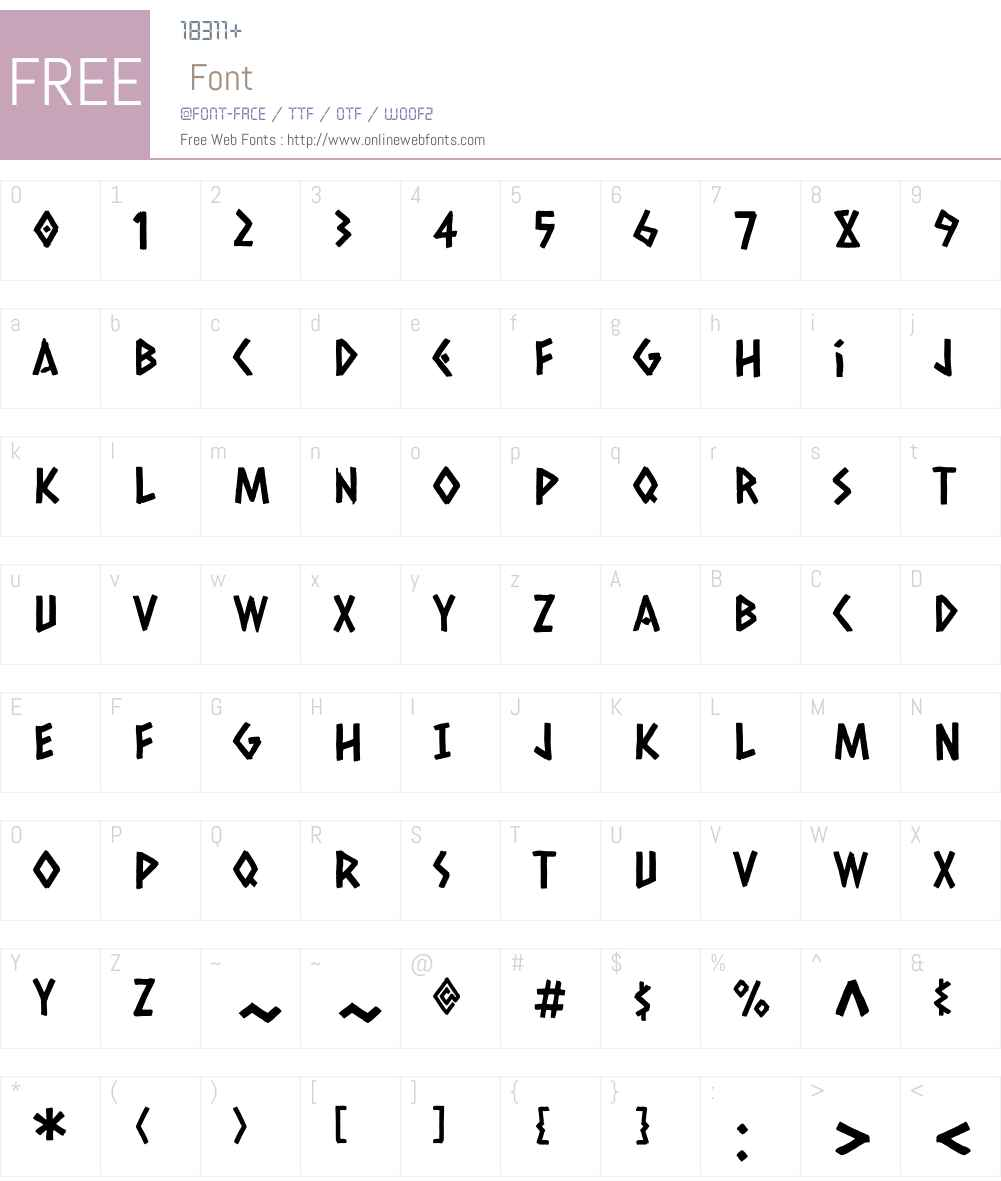 Caesar Dressing Font Screenshots