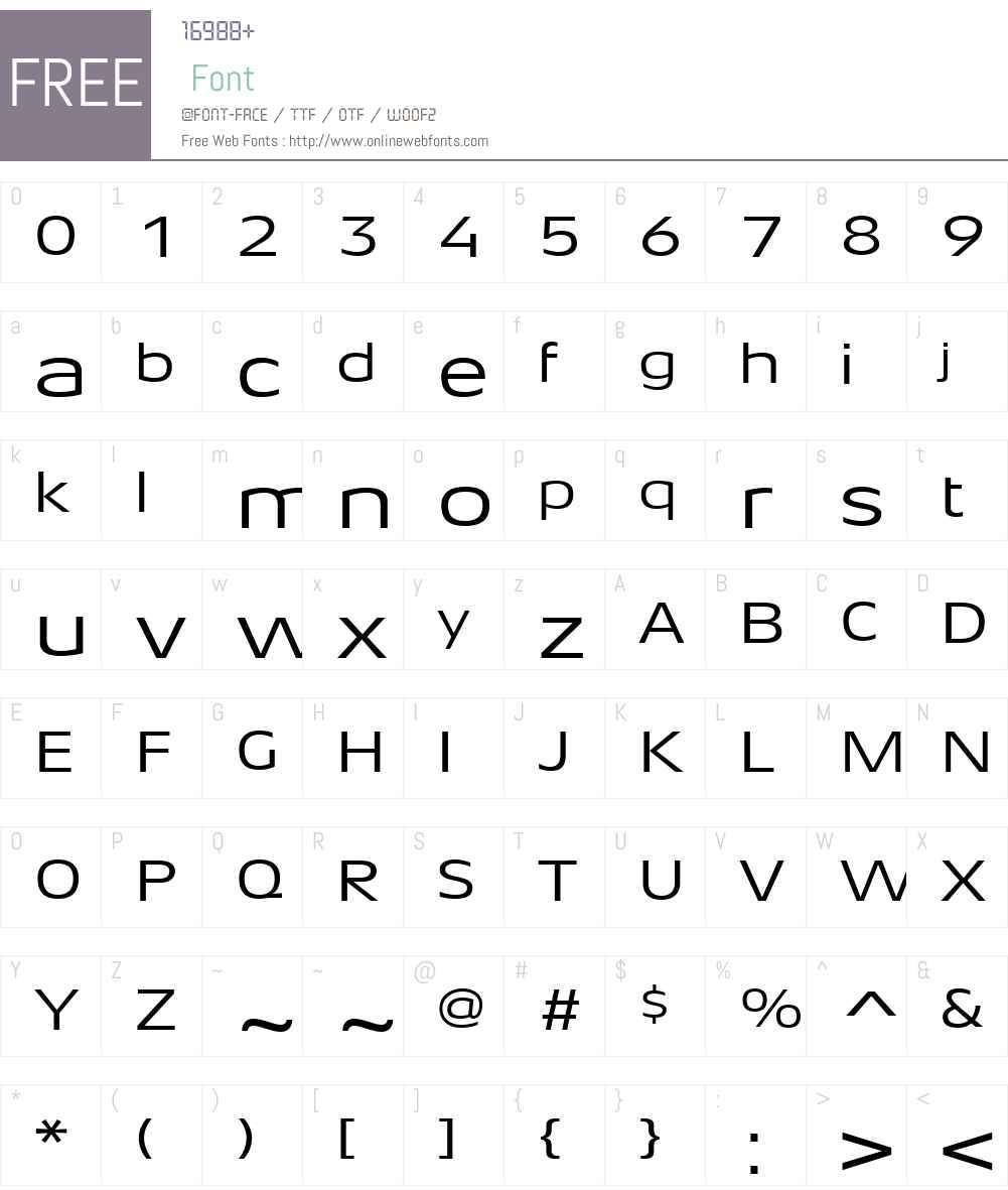 AeonisLTW02-Extended Font Screenshots