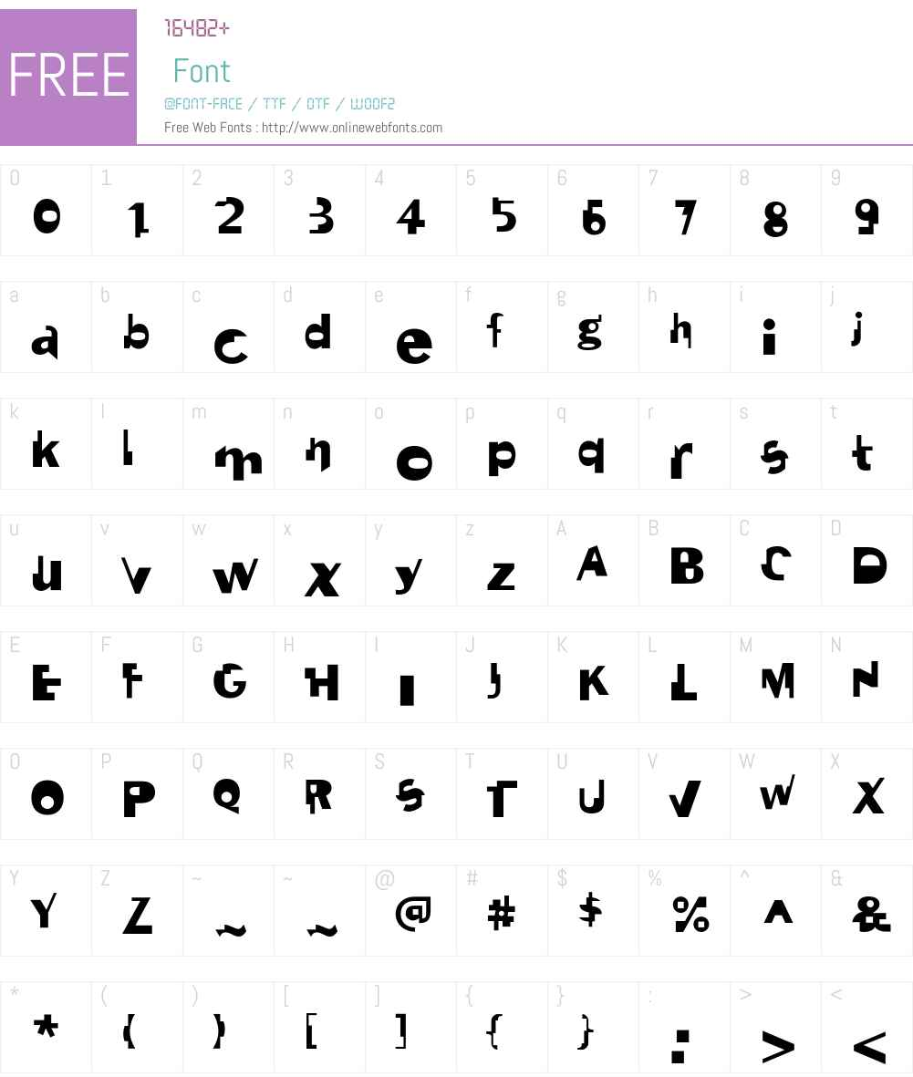 Janaki Font Screenshots