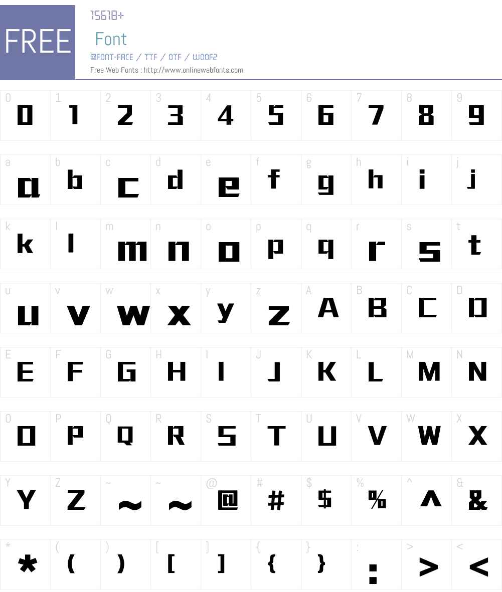 MStiffHeiHK Font Screenshots