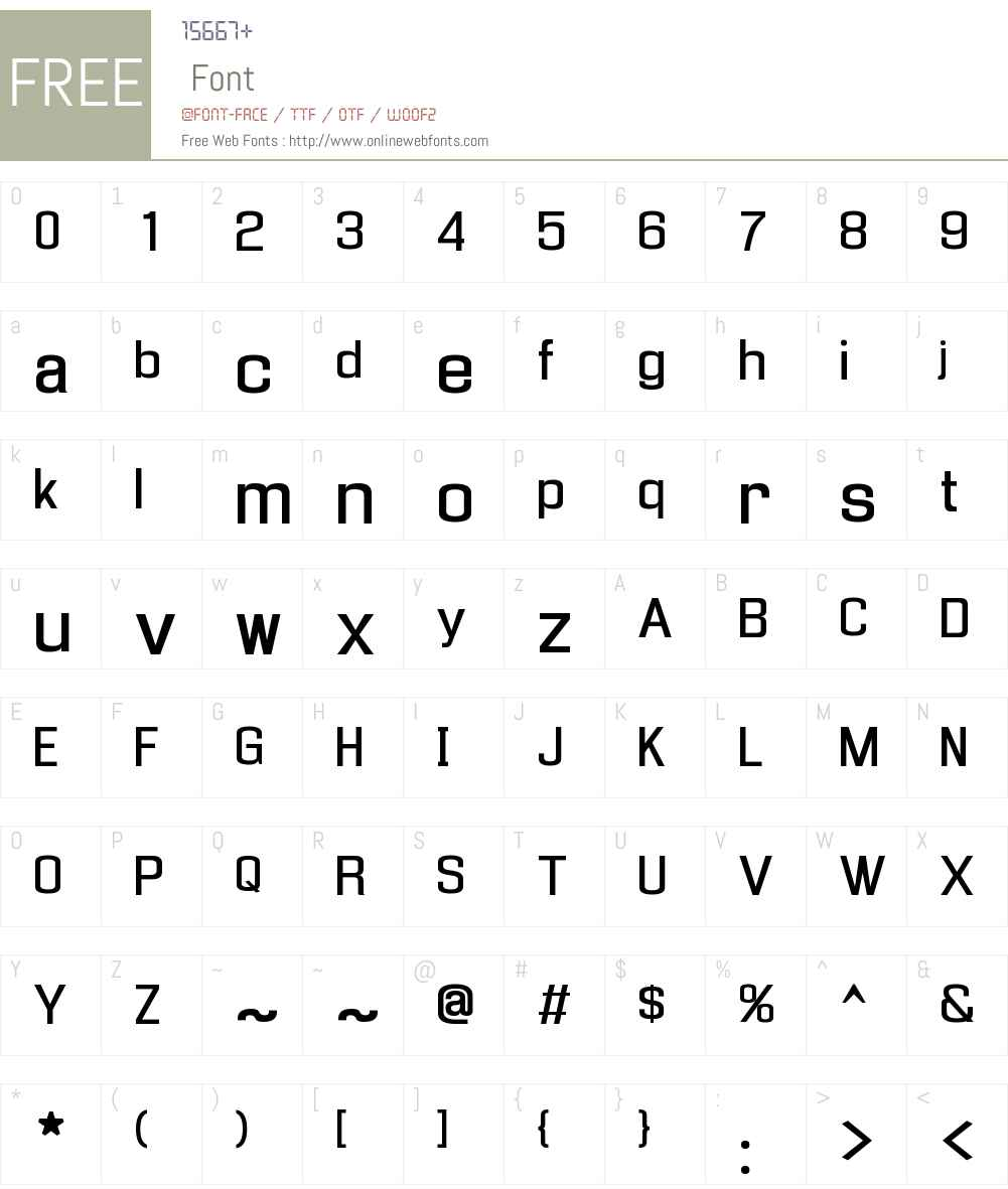 Enigmati Font Screenshots