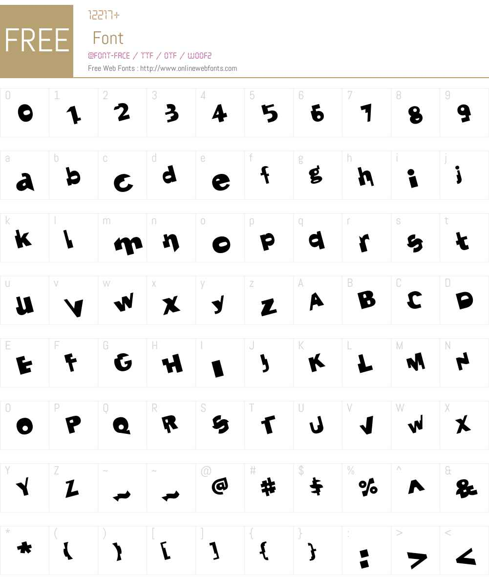 Janaki Font Screenshots