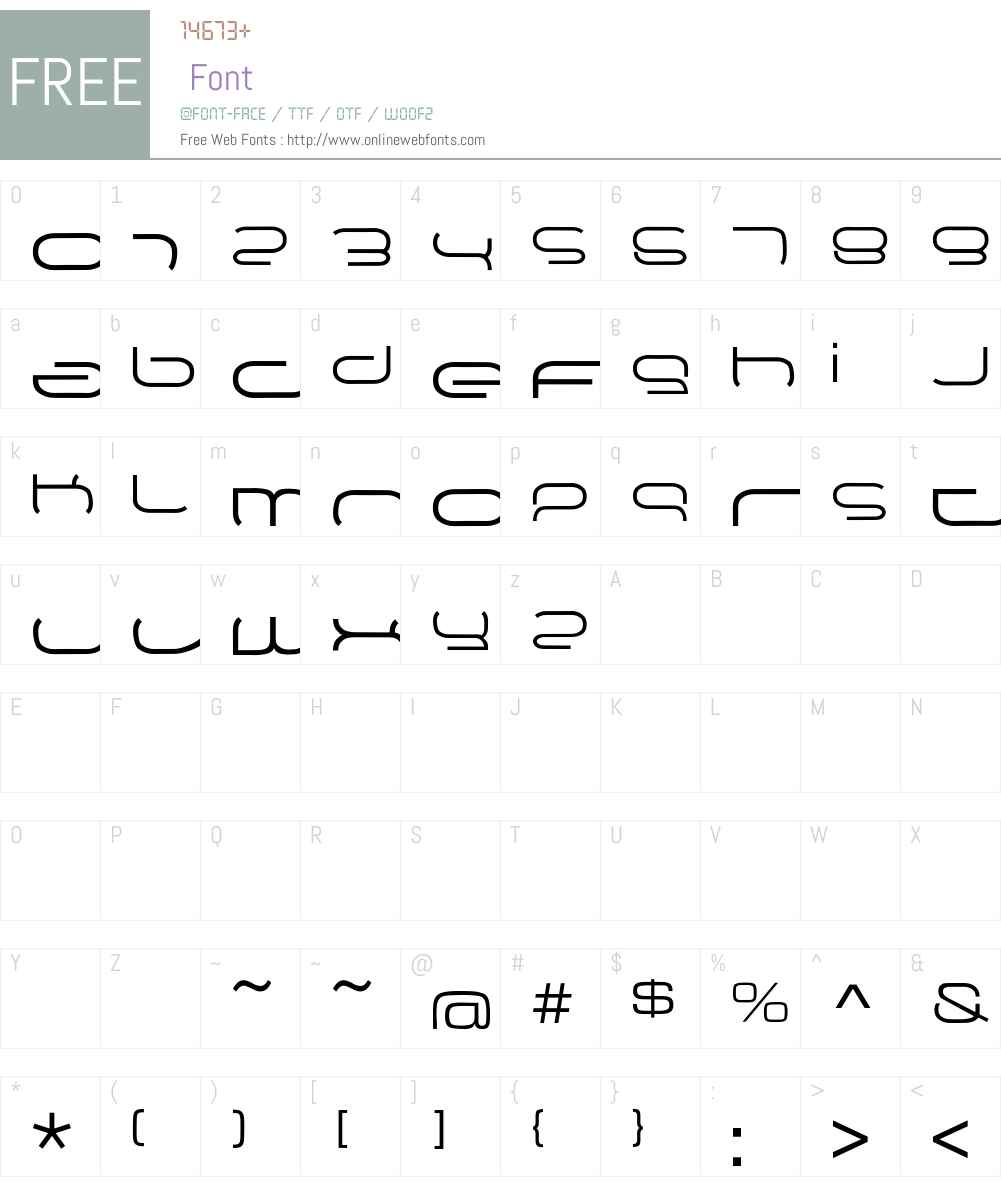 Metamorfoze Font Screenshots
