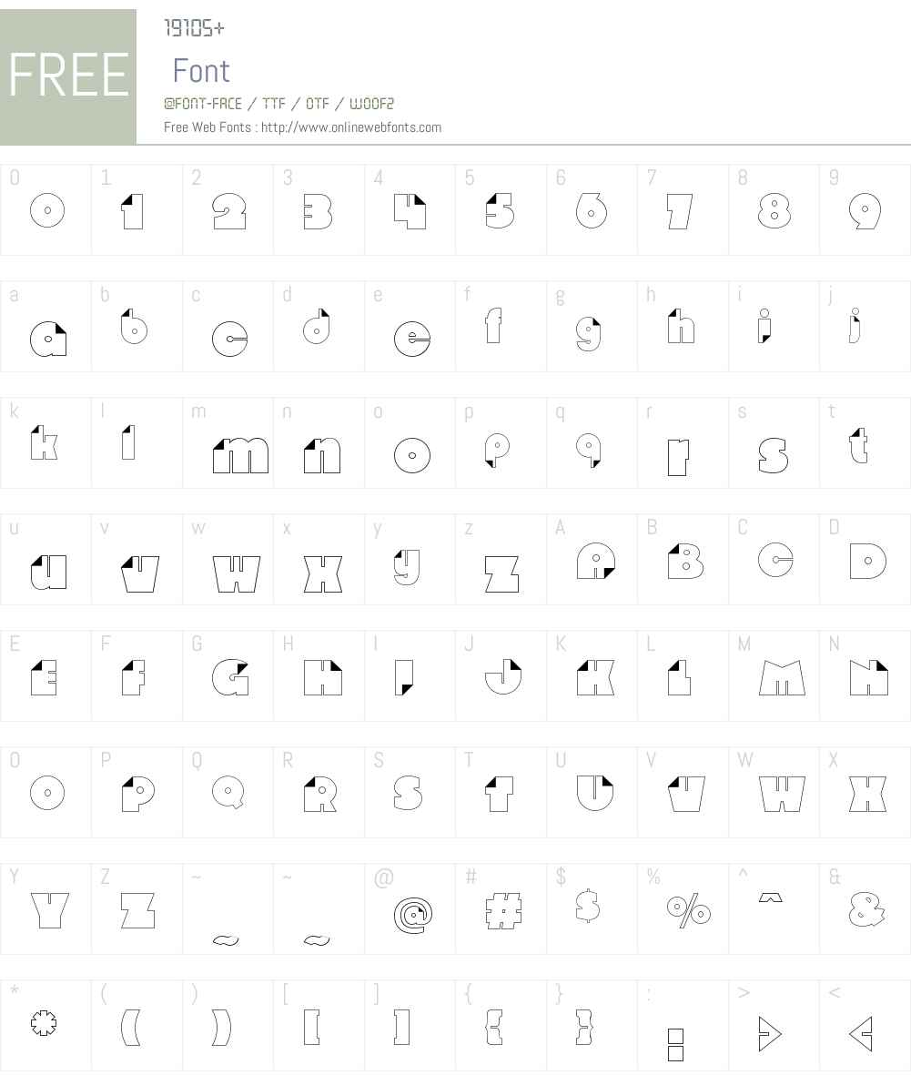 NidoW01-White Font Screenshots