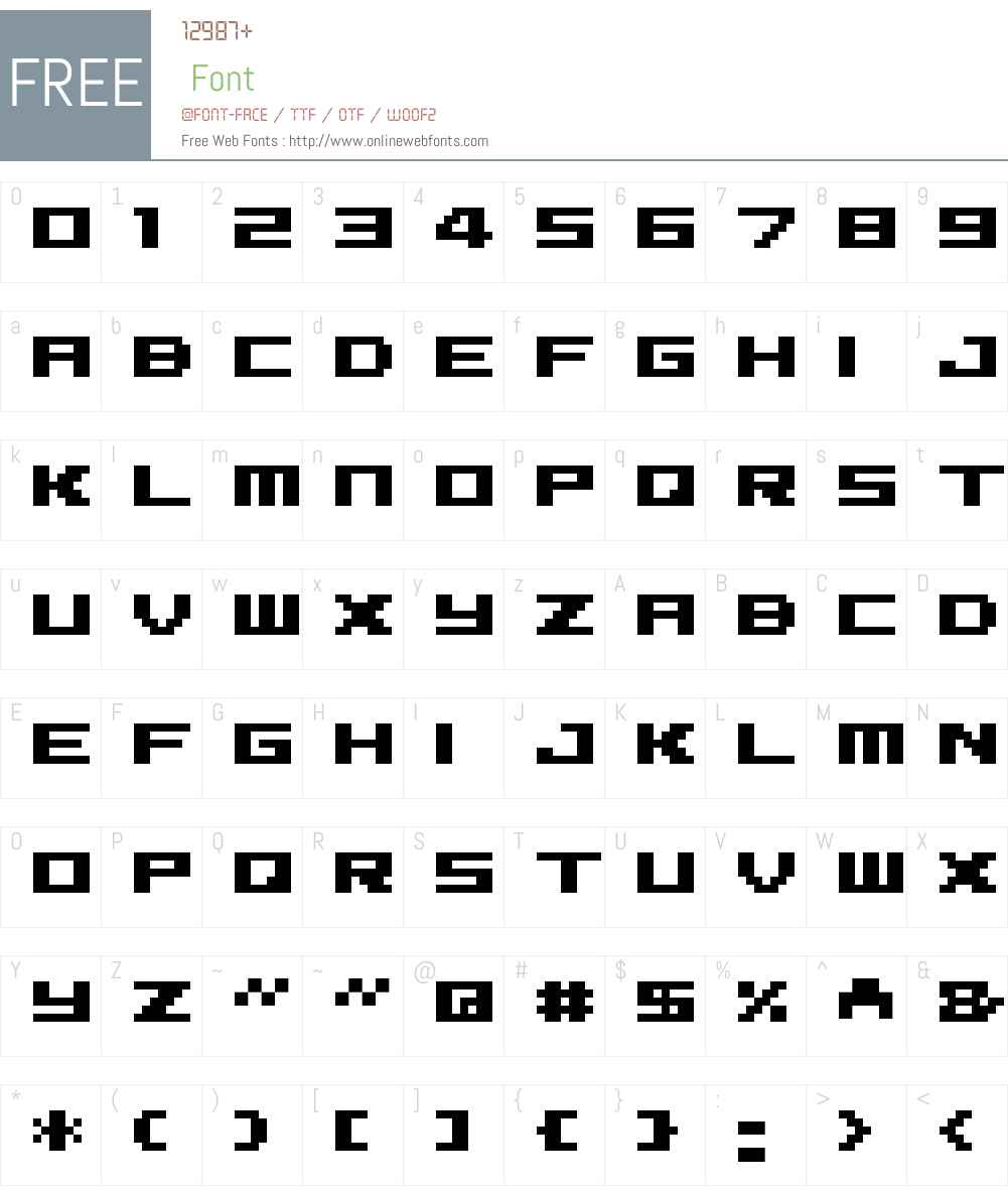 04b_09 Font Screenshots