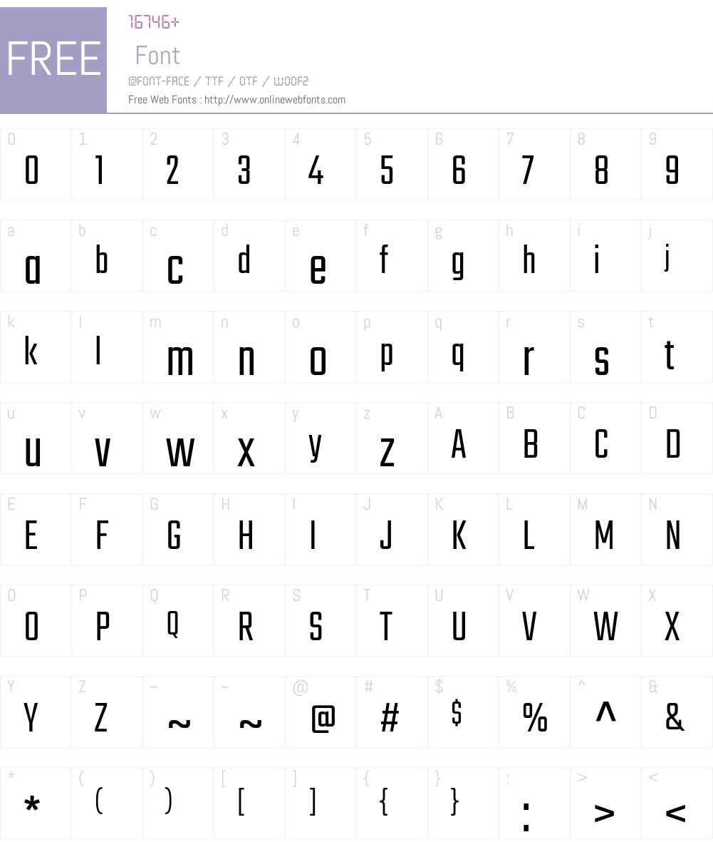 Teko Light Font Screenshots