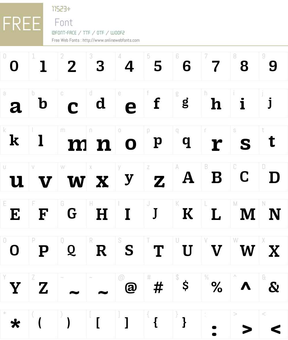 MayonezW01-SemiBold Font Screenshots